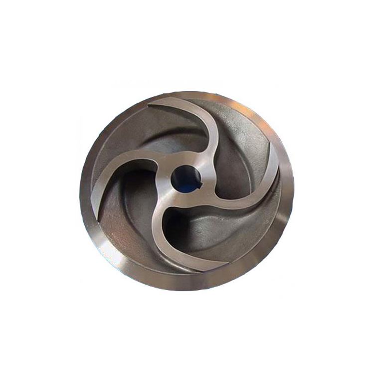 Stainless Steel Pump Spare Parts Shell Mould Casting