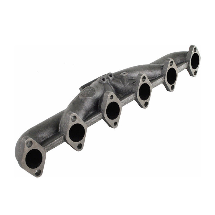 Cast Iron Trunnion Shaft Sand Mold Casting in China Foundry