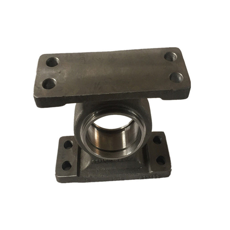 Gray Cast Iron Customized Water Pump Body Casting