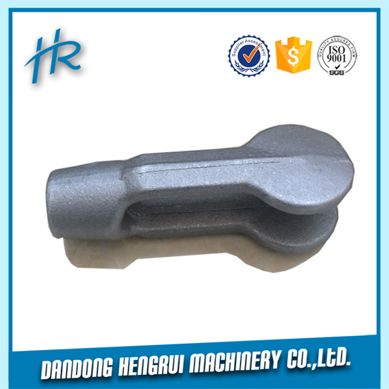 ductile iron railway accessories casting China foundry