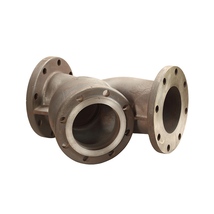 ductile iron shaft casting China foundry