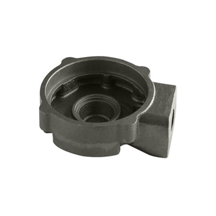 Ductile iron bulldozer tooth block