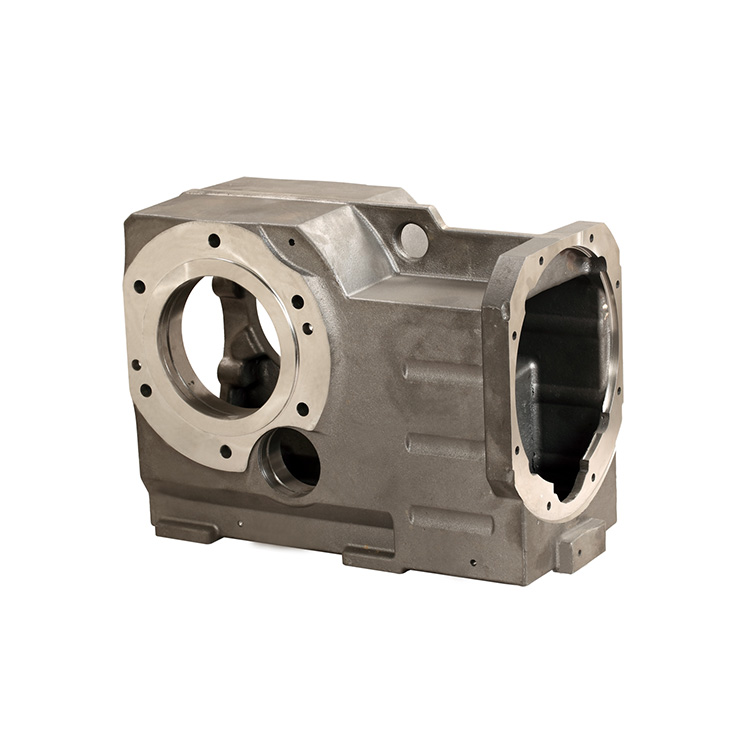 Ductile iron bulldozer Guide wheel