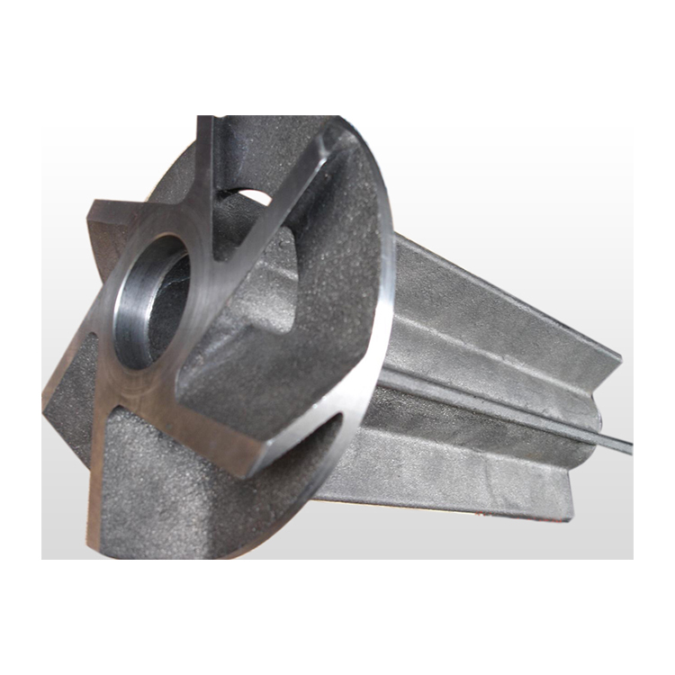 sand casting flange iron casting supplier china